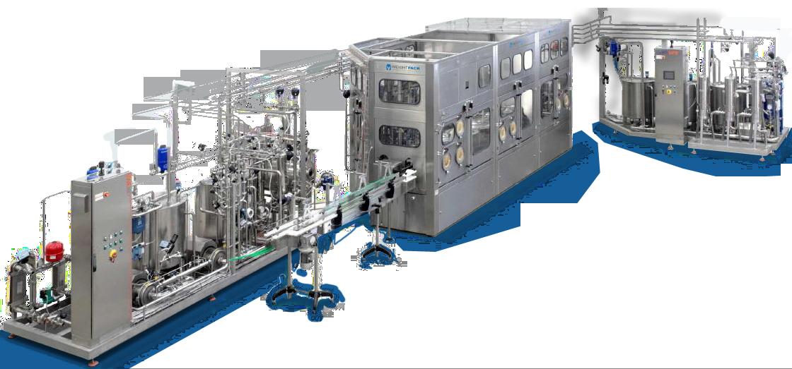 Завод ТЕХНОРОМ - производство оборудования для розлива
